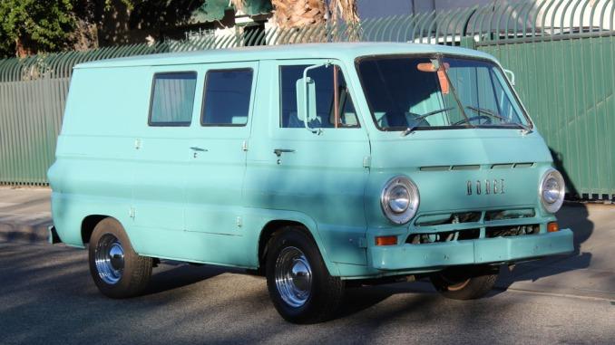 1966 Panel Van For Sale In Los Angeles CA